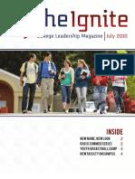 The Ignite - July 2010