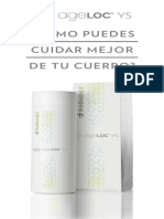 Brochure AgeLOC YS Chile