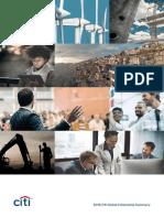 2015 Citi Global Citizenship Executive Summary En