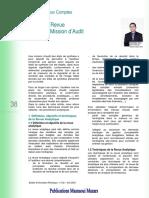 2003-122 l'Importance de La Revue Analytique Dans La Mission d'Audit