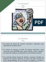 MATERIAL CLASE 1 [PPT LA NOTICIA].ppt
