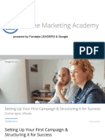 OMA T02.02 -AdWords_Setting Up Your First Campaign and Structuring It for Success_v.baum