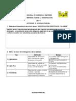 Parcialcorte II Metodologia