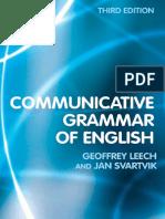 A Communicative Grammar of English, Third Edition (ISBN 0582506336), Geoffrey Leech, Jan Svartvik