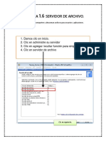 Practica 1.6 y 1.7 en server 2003