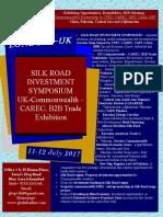 Silk Road Invest Forum