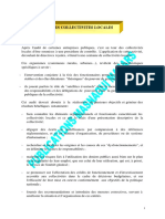 1995-42audit Des Collectivites Locales