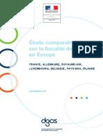 Etude Fiscalite Brevet Europe Nov12