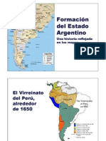 Formacion Del Estado Argentino