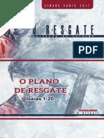 06 O Plano de Resgate