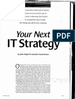 Articulo Your Next IT Strategy