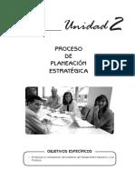 Capitulo 2. Proceso de Planeacion Estrategica