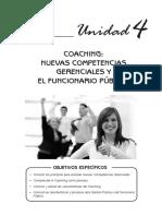 Direccion y Gerencia i. Capitulo 4. Coaching