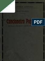 Cancioneiro Popular - Jaime Cortesão