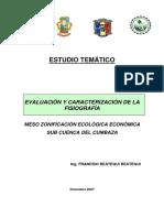 Fisiografia Final 2007