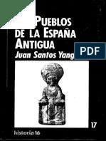 17 - Juan Santos Yanguas - Los Pueblos de La España Antigua