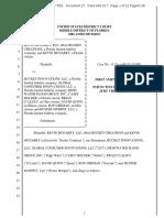 McGarry v. Bucket Innovations - Complaint