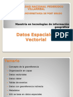 04 Datos Espaciales Vectoriales