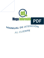 Manual Atencion Al Cliente.