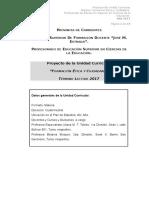Propuesta PUC FEyC_Cs Ed_2017_Para Betania