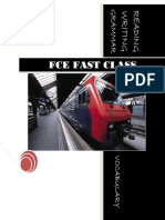 FCE Fast Class - Vocabulary