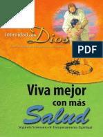 Viva Mejor Con Más Salud - Segundo Seminario de Enriquecimiento Espiritual