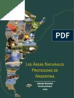 Las áreas protegidas de la Argentina