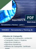 _ Tema 4.1 - Criptografía