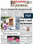 07-20-10 Issue of the San Mateo Daily Journal