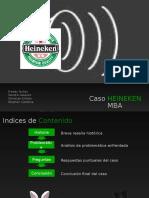 Heineken Caso de Estudio Pucv Mkint