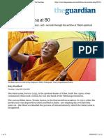 The Dalai Lama at 80 - archive | World news | The Guardian