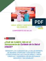 (12) PPT Componente Salud