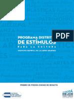 Premio de Poesia Ciudad de Bogota
