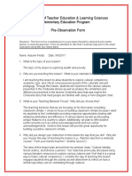 preobservationform fieldsautumn