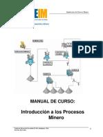 1-Manual Introduccion a Los Procesos Mineros
