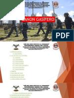 Grupo Canón Gasifero Martes y Jueves de 11 a 1pm