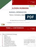 Fisiologia Humana Concxeptos Basicos