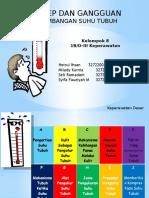 8. Gangguan Suhu Tubuh
