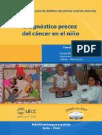 03092012 Diagnostico Precoz Del Cancer en El Nino
