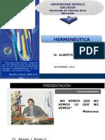 Invitación Doctorado HERMENEUTICA