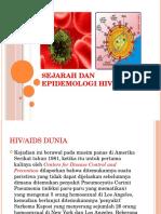 Sejarah Dan Epidemologi Hiv