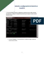 Manual de Instalación y Configuración de Asterisk en CentOS 6