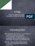 HTML Basico
