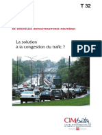 Solution à La Congestion Du Trafic