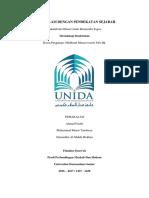 Studi Islam Dengan Pendekatan Sejarah PDF