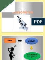 Lensometer (New)