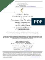 Al-Fatiha Eid Celebration Flyer - Boston (February 1999)