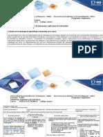 Guía de Actividades y Rúbrica de Evaluación - Paso 2 - Explorando Los Fundamentos y Aplicaciones de La Electricidad