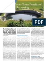 Poster - Rainwater Harvesting - Kenya