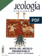 Arq Mex 34 Ritos Prehispanicos